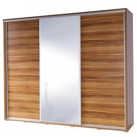 Kleiderschrank Lucca 255 mit Spiegel