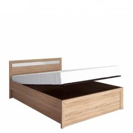 Bett mit Bettkasten Caster CA15