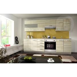 Küchenmöbel Harvey 260 Akazie
