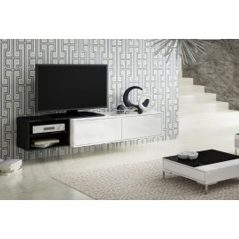 Hänge Lowboard-TV Sigma II