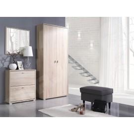 Garderobe-Set Hallo