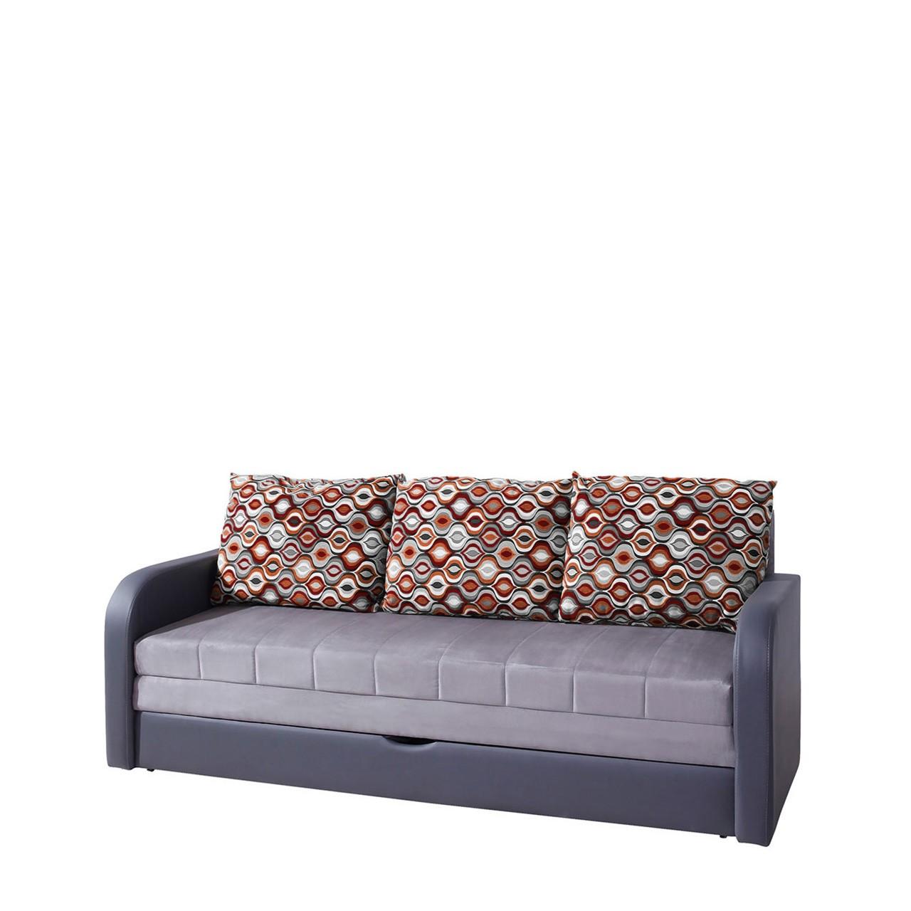 sofa dido mit bettkasten und schlaffunktion mirjan24. Black Bedroom Furniture Sets. Home Design Ideas