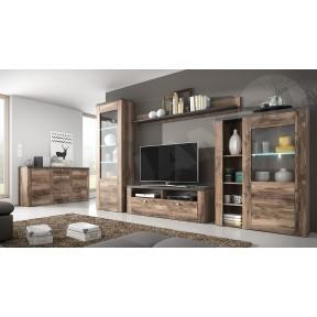 Wohnzimmer-Set Larona II