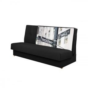 Sofa Drama 2 mit Bettkasten und Schlaffunktion
