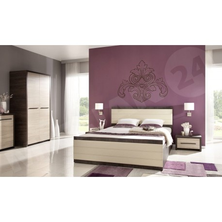 Schlafzimmer-Set Alaska I - Mirjan24
