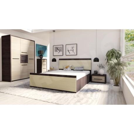 Schlafzimmer-Set Alaska Ii - Mirjan24