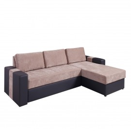 Ecksofa Roten mit Bettfunktion