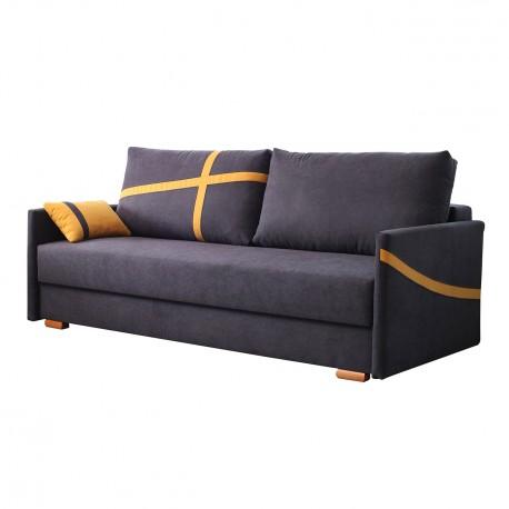 Sofa Wanda mit Schlaffunktion