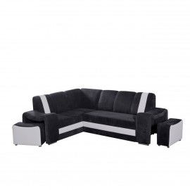 Ecksofa Alegro mit Bettfunktion