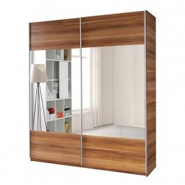 Kleiderschrank Schera mit Spiegel