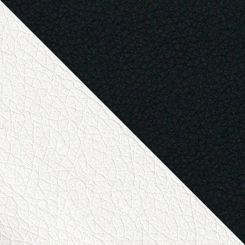 Korpus: weiß(Soft 017) / Sitfläche: schwarz(Soft 011)