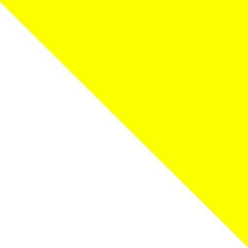 weiß Jersey / gelb