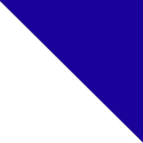 weiß Jersey /  blau