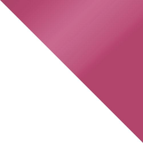 weiß / rosa Hochglanz