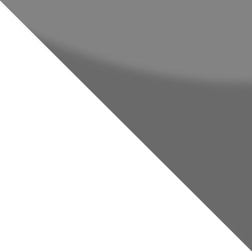 weiß / graphit Hochglanz