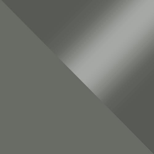grau / grau Hochglanz