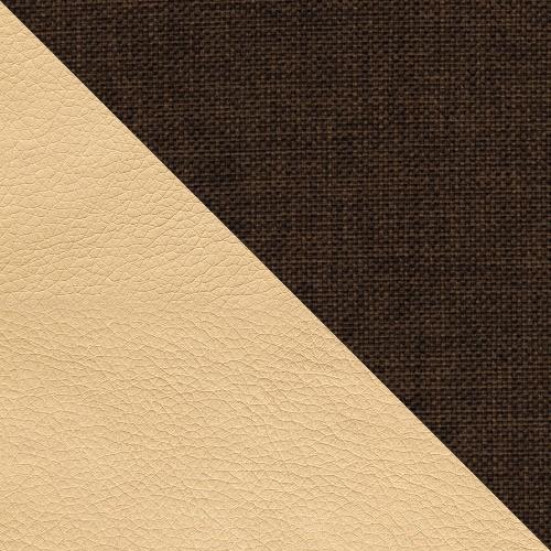 Korpus: kunstleder Soft 018 + Sitfläche: Lux  12
