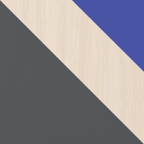 graphit / eiche cremona + blau