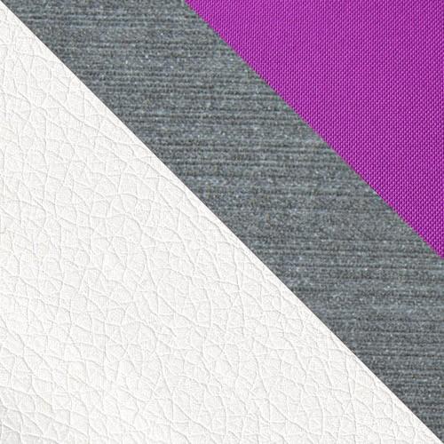 Korpus: kunstleder Soft 017 + Sitfläche: Grande 50 + Haiti 11