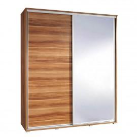 Kleiderschrank Lucca 155 mit Spiegel