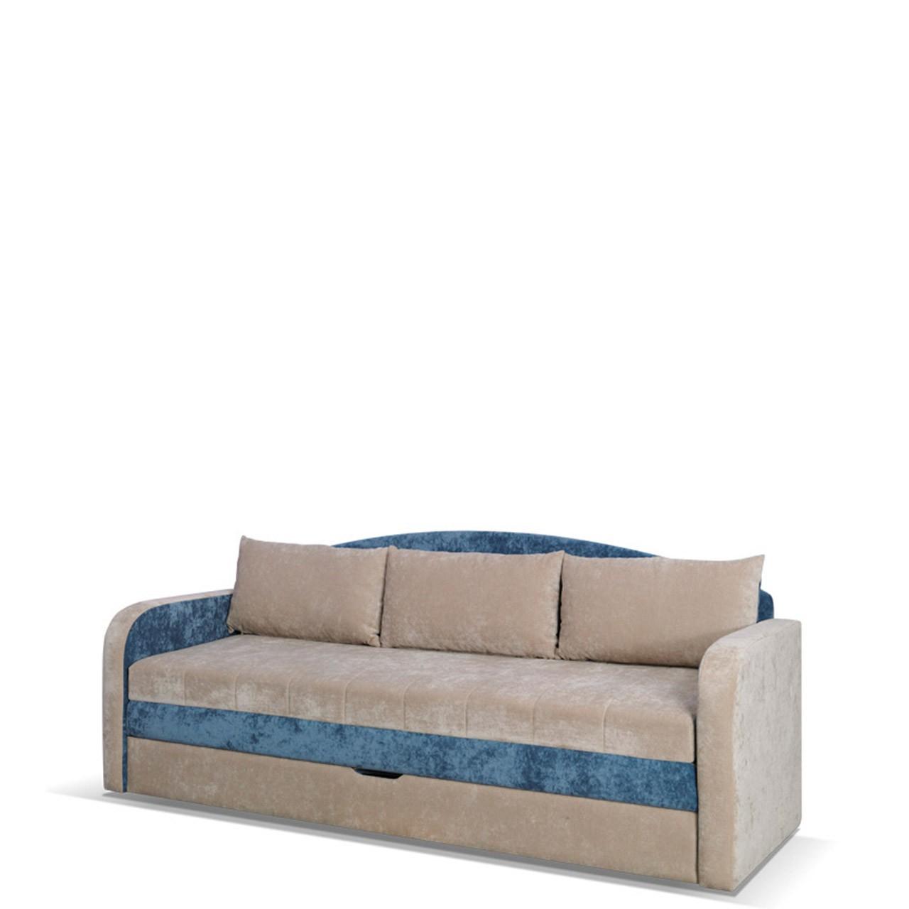 sofa tandi mit bettkasten und schlaffunktion mirjan24. Black Bedroom Furniture Sets. Home Design Ideas