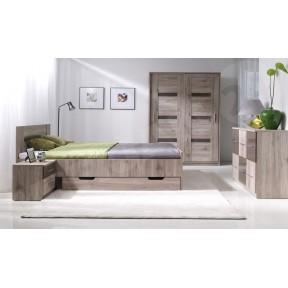 Schlafzimmer-Set Sonora III