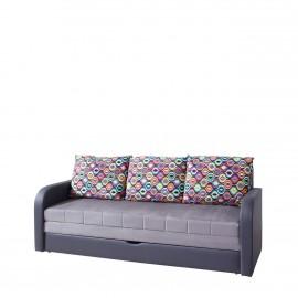 Sofa Dido mit Bettkasten und Schlaffunktion