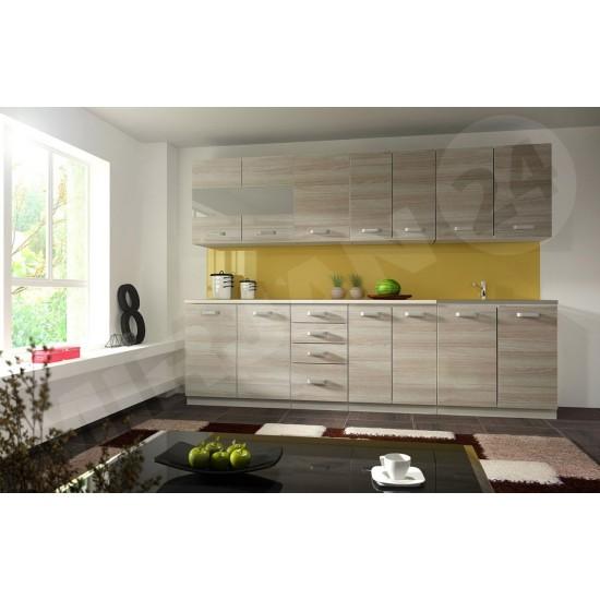 Küchenmöbel Bilder küchenmöbel harvey 260 hiteak mirjan24