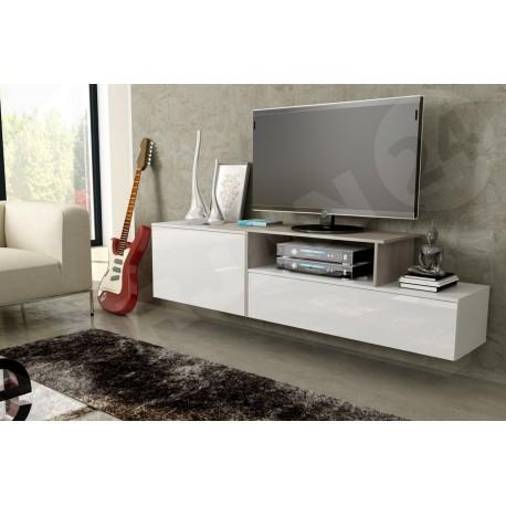 Hänge Lowboard-TV Sigma III