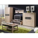 Wohnzimmer-Set Dill IV