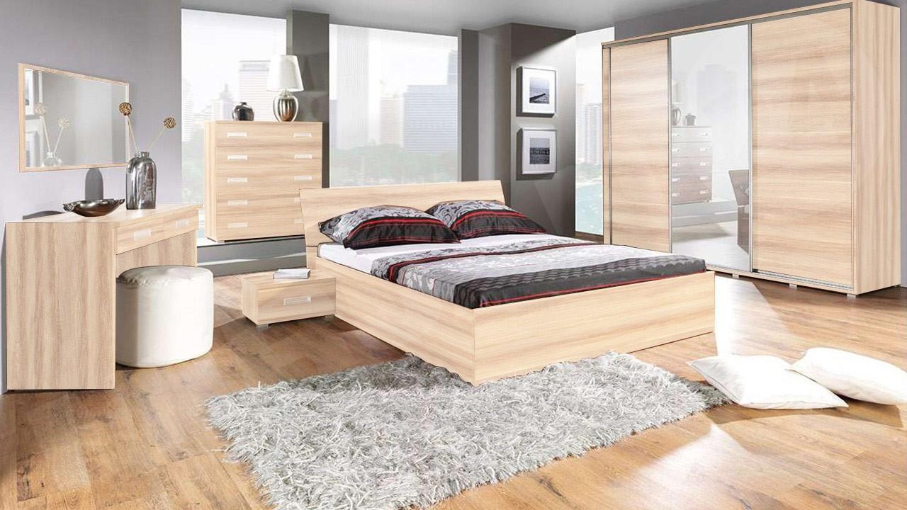 Schlafzimmer Set Lucca I Mirjan24
