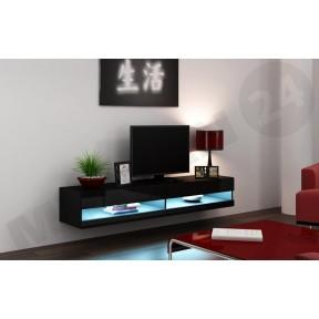 Hänge Lowboard-TV Vigo Neu 180