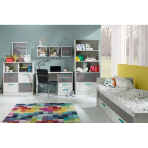 Kinderzimmer-Set Rester III