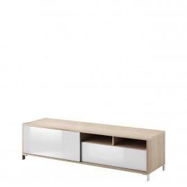 TV-Lowboard Novium 1D1S NV05 + NV06