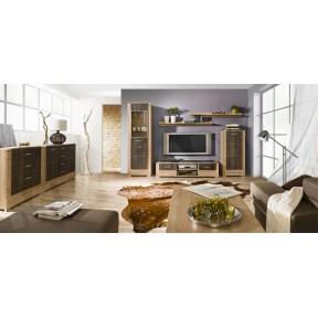 Wohnzimmer-Set Omello V