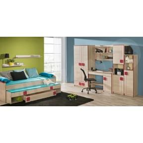 Kinderzimmer-Set Zumino I