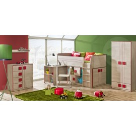 Kinderzimmer-Set Zumino II