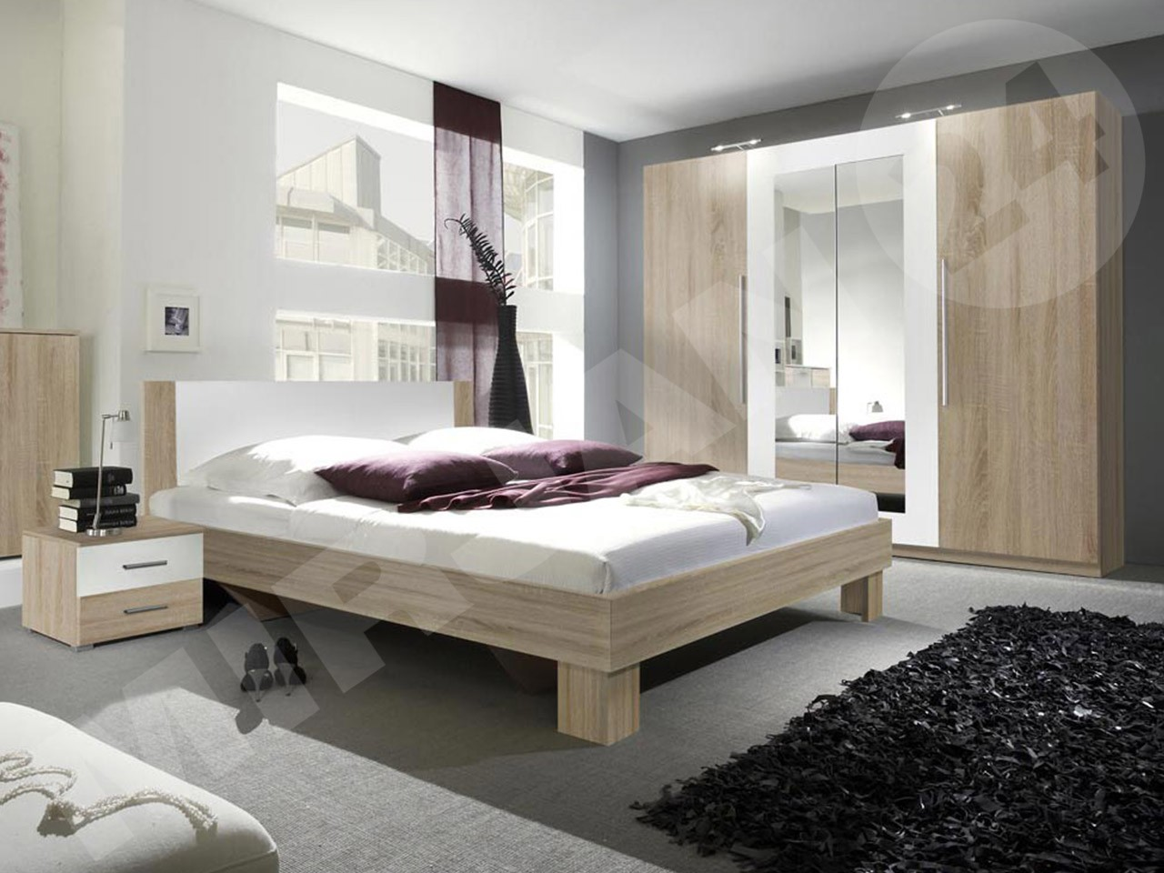 Schlafzimmer-Set Vera II | Lieferung KOSTENLOS | Mirjan24