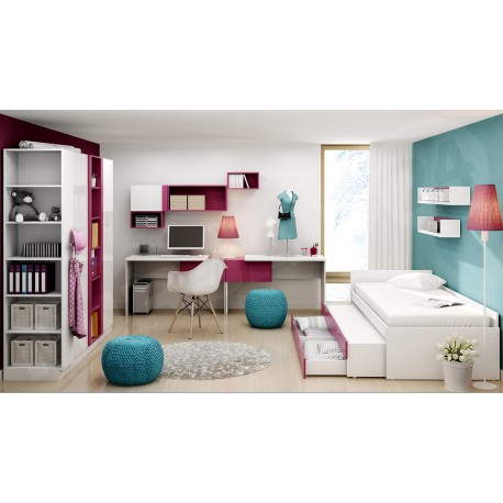 Jugendzimmer-Set Arne I