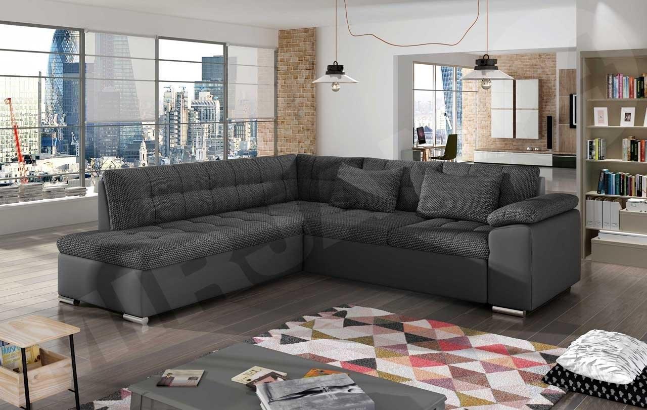 ecksofa kedi bis mit schlaffunktion und bettkasten mirjan24. Black Bedroom Furniture Sets. Home Design Ideas