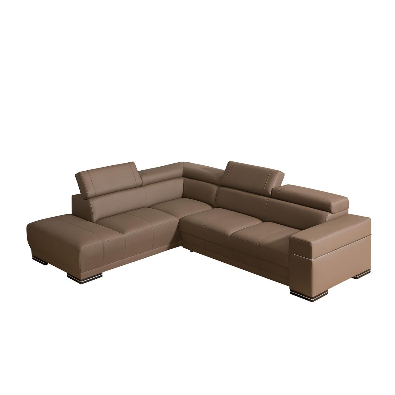 ecksofa aspenar mit schlaffunktion und bettkasten mirjan24. Black Bedroom Furniture Sets. Home Design Ideas
