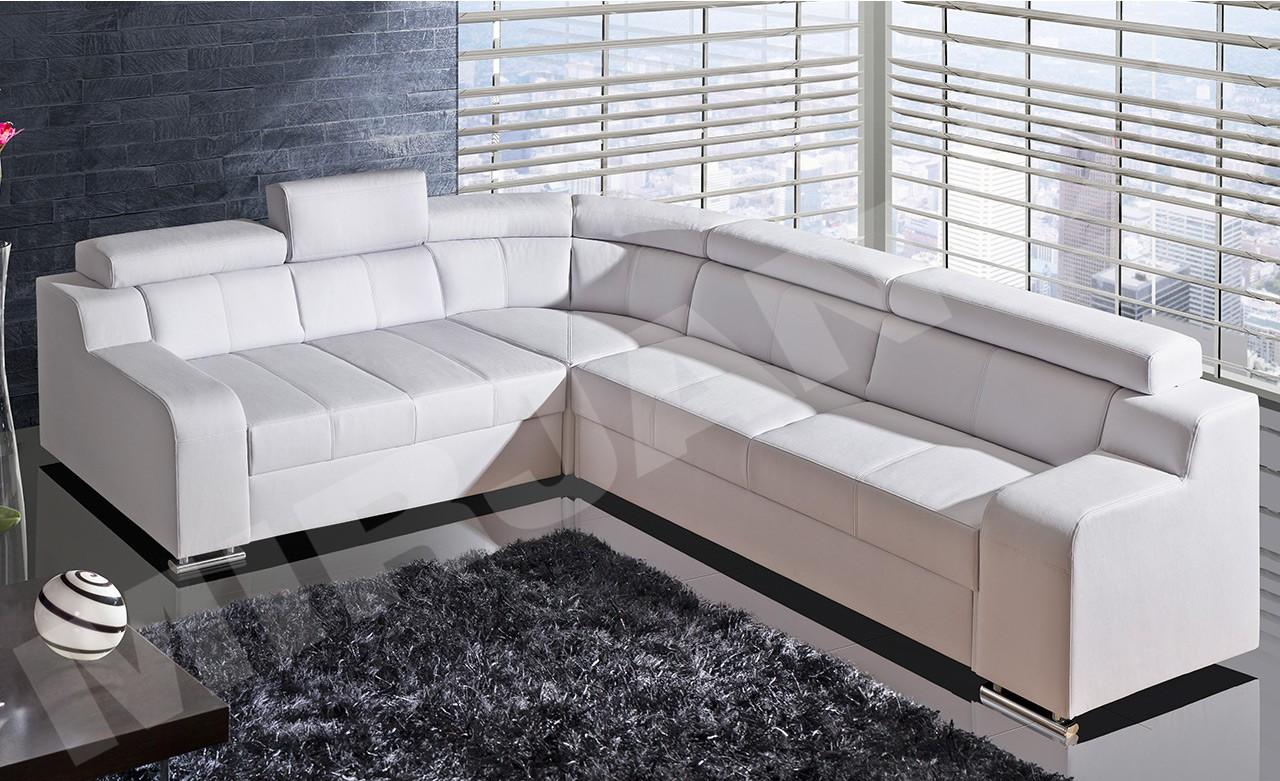 ecksofa molad 1 mit schlaffunktion mirjan24. Black Bedroom Furniture Sets. Home Design Ideas