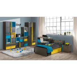 Kinderzimmer-Set Suberigo VI