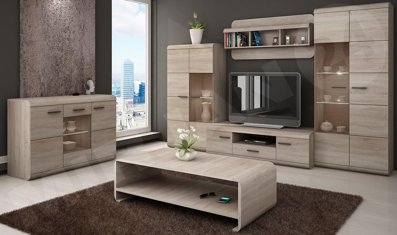 Wohnzimmer-Set Emma I - Mirjan10