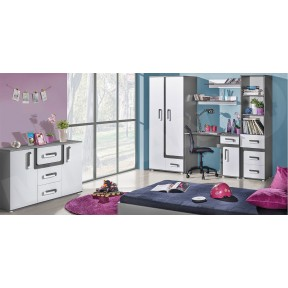 Kinderzimmer-Set Petito IX