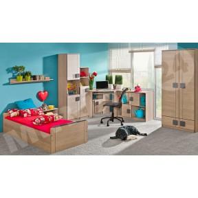 Kinderzimmer-Set Zumino VI