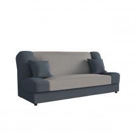 Sofa Mario Lux mit Bettkasten und Schlaffunktion
