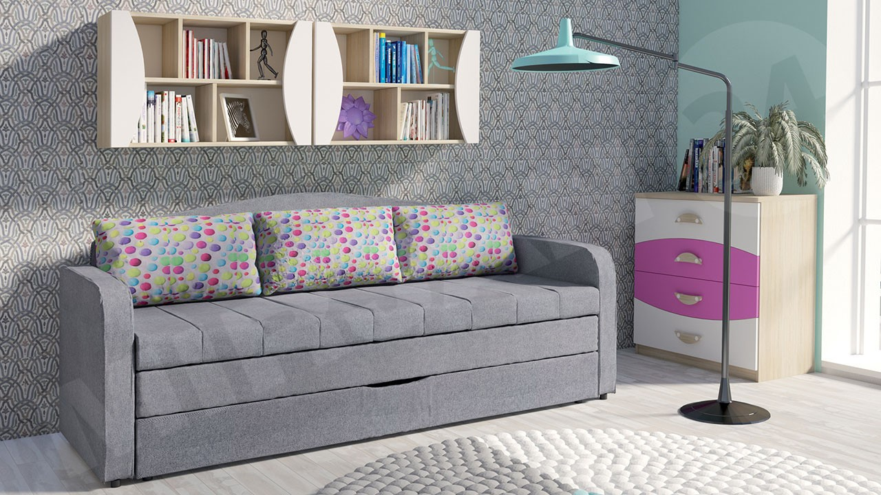 Wunderschön Sofa Für Jugendzimmer Foto Von Jugendzimmer-set Tandis Iii Mit