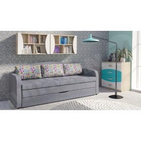Jugendzimmer-Set Tandis III mit Sofa