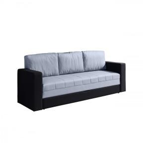Sofa Bralani mit Schalffunktion und Bettkasten